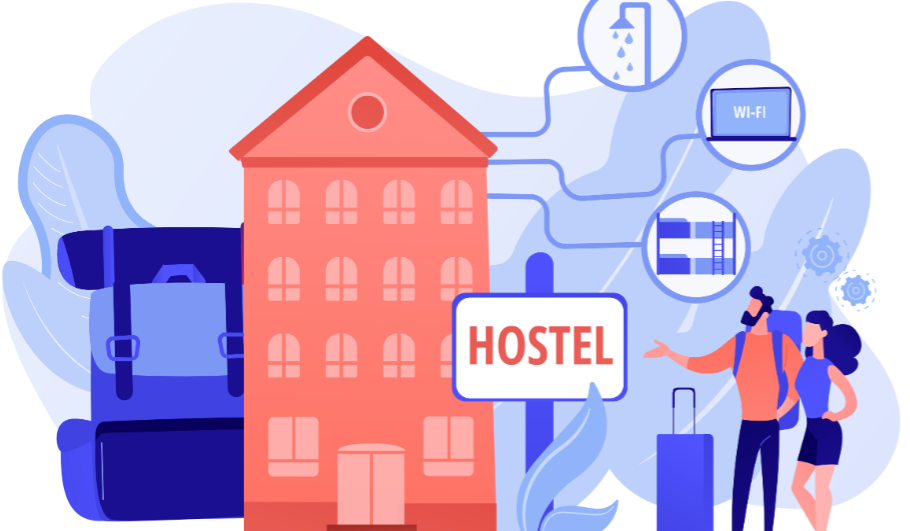 hostel life article
